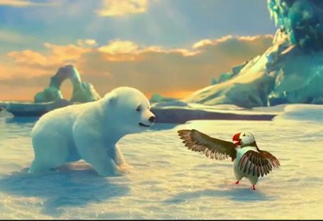 Court métrage : Les ours Coca-Cola produit par Ridley Scott 4