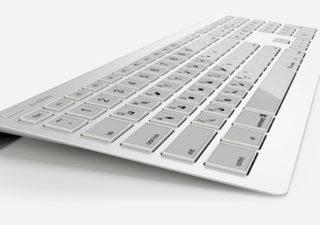 Concept : E-inkey - Un clavier pour les Designers