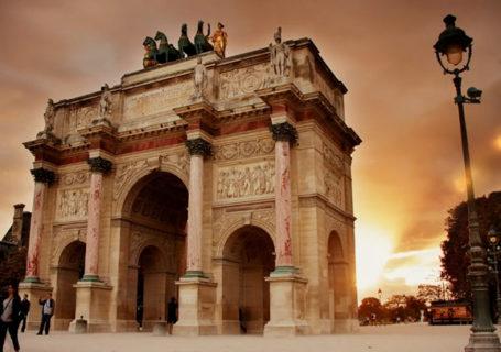 Timelapse : Paris, The city of light 2