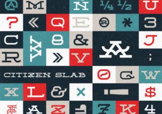 Typographie : 10 fonts gratuites pour commencer l'année 2013