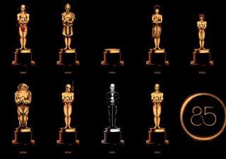 Posters : 85 ans d'Oscars pour les Academy awards par Ollymoss