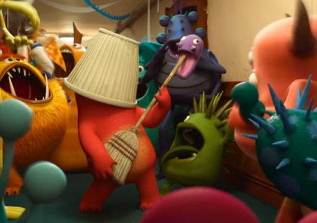 Trailer Pixar : Monsters University  9