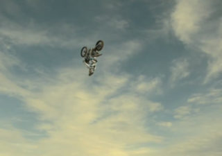Sport : Robbie Maddison's air craft 1