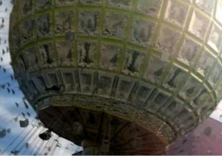 Concept : The Centrifuge Brain Project ou les montagnes russes folles