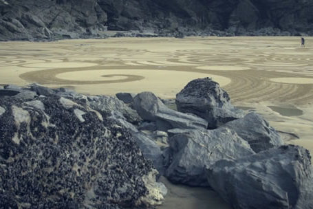 Dessins sur Sable : Till The Luck Runs Dry 5