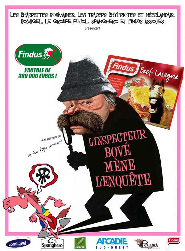 détournement parodie findus cheval (18)