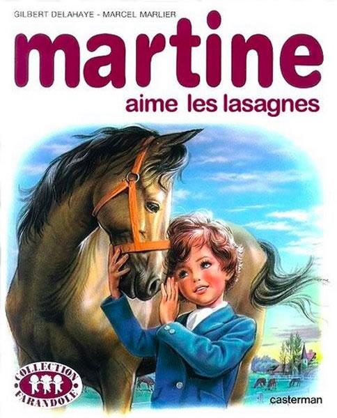 détournement parodie findus cheval (26)