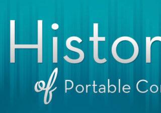 Infographie : Historique et Chiffres sur l'évolution des PC Portables