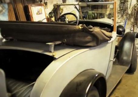 Rénovation vieille auto : Time Machine 3