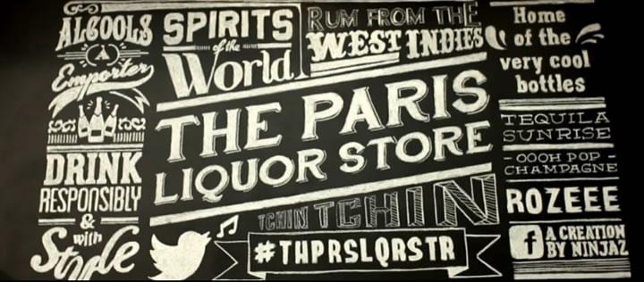 The Paris Liquor Store