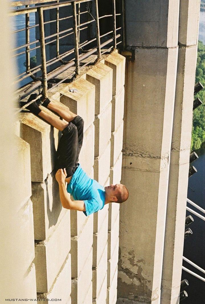 Daredevil suspendu immeubles (10)