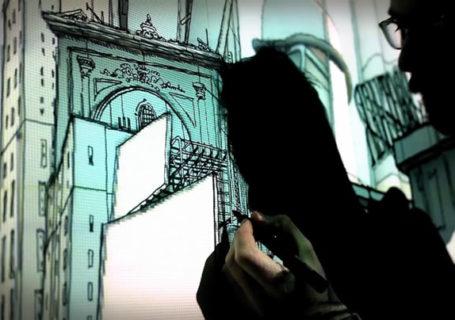 Dessin interactif : Extrapolis 3