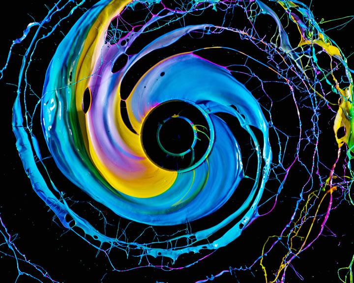 Fabian Oefner - Black Hole (1)