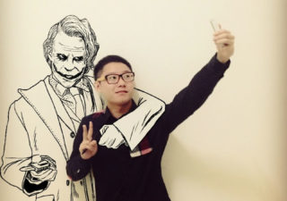 Illustration : Quand les comics interviennent dans la réalité par Gaikuo