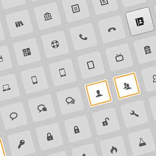 """Dossier : Comment intégrer les """"icons fonts"""" 10"""