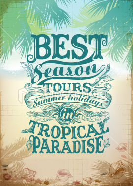 stock-illustration-23782744-tropical-card-with-text-element