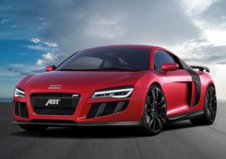 Nouvelle Audi R8 V10 par ABT sportsline
