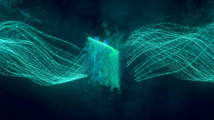 3D : Oscillate par Daniel Sierra - #Olybop