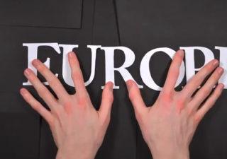 Court métrage sur l'histoire de la typographie 1
