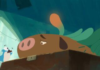 court métrage : Pig Box