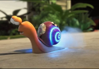 Teaser HD FR Dreamworks : Turbo 1