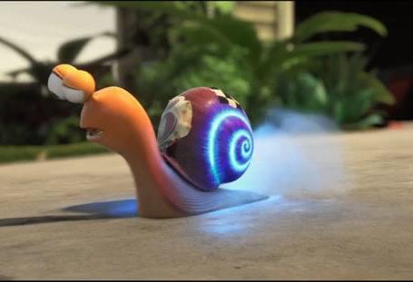 Teaser HD FR Dreamworks : Turbo 2