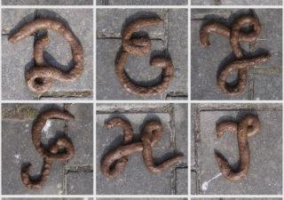 Une typographie de merde 1