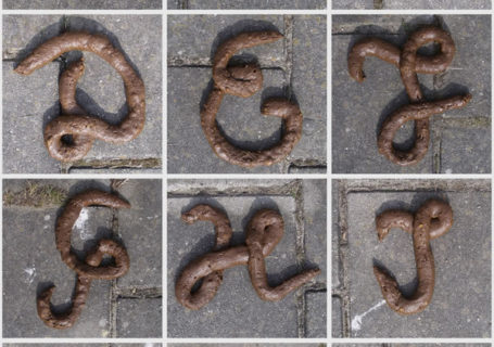 Une typographie de merde 6
