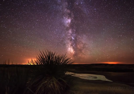 Timelapse Dacota : Horizons 1