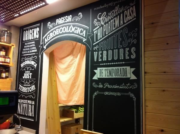Typographie  Devanture de magasin Rétro (10)