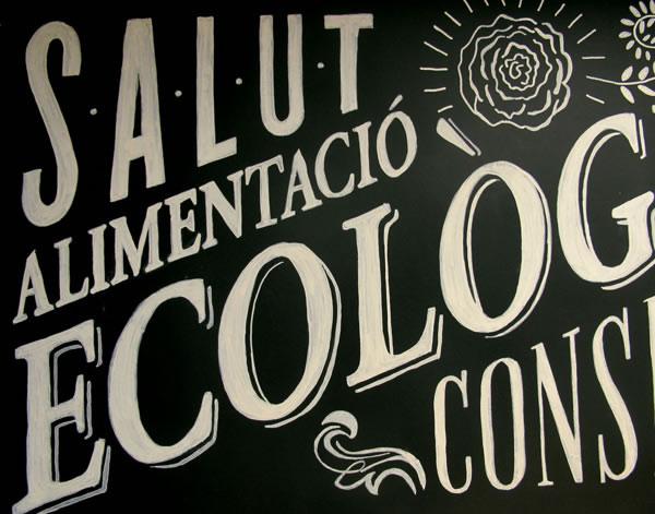 Typographie  Devanture de magasin Rétro (13)