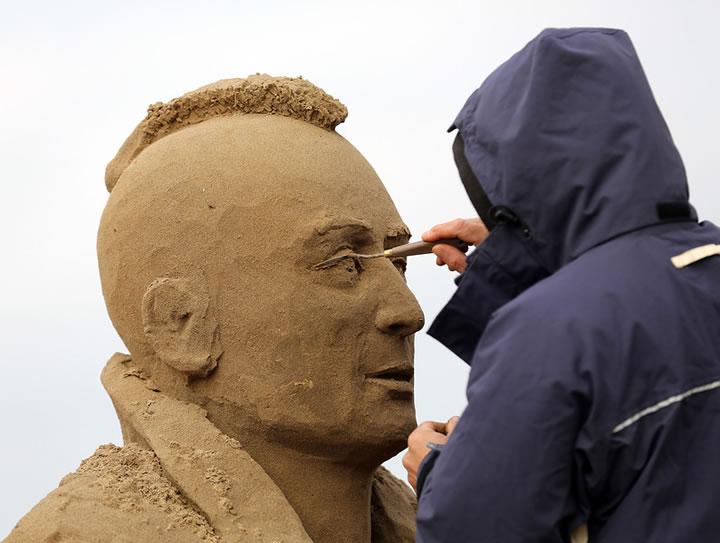 Weston Sand Sculpture Festival 2013 (14)