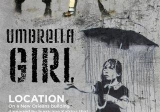 Infographie : L'histoire de Banksy 1