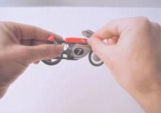 """Honda """"Hands"""" - 3D et modélisation dynamique"""
