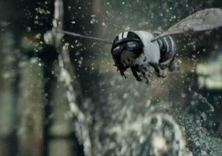 """Inspiration 3D : Publicité Jack Daniels """"Swarm"""""""