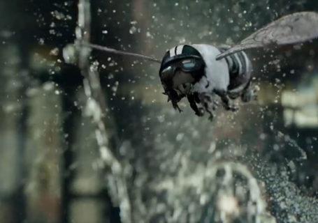 """Inspiration 3D : Publicité Jack Daniels """"Swarm"""" 3"""