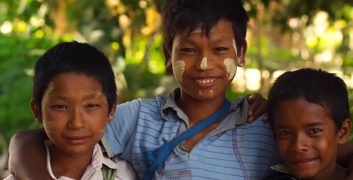 Myanmar (Burma) in 4k (Ultra HD) 3