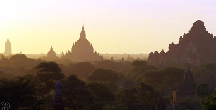 Myanmar (Burma) in 4k (Ultra HD) 4