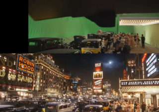 Showreel : The Great Gatsby VFX