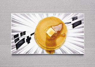 Design : Des assiettes manga