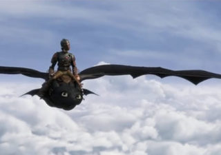 Trailer HD - How to train your dragon 2