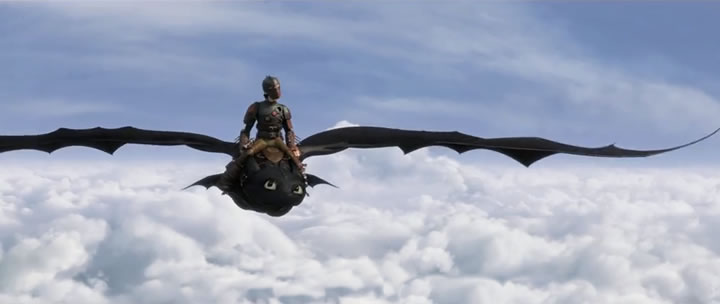 how to train your dragon 2 trailer HD