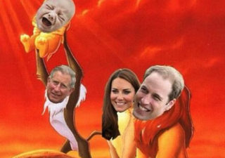20 meilleures parodies du Royal baby de Kate Middleton 1