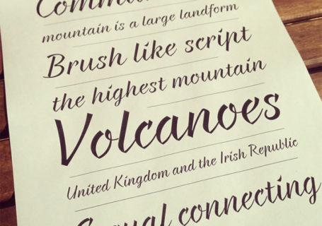 Typographie gratuite : Braxon 5