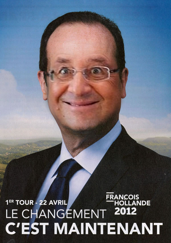 parodies hollande rentree afp (1)