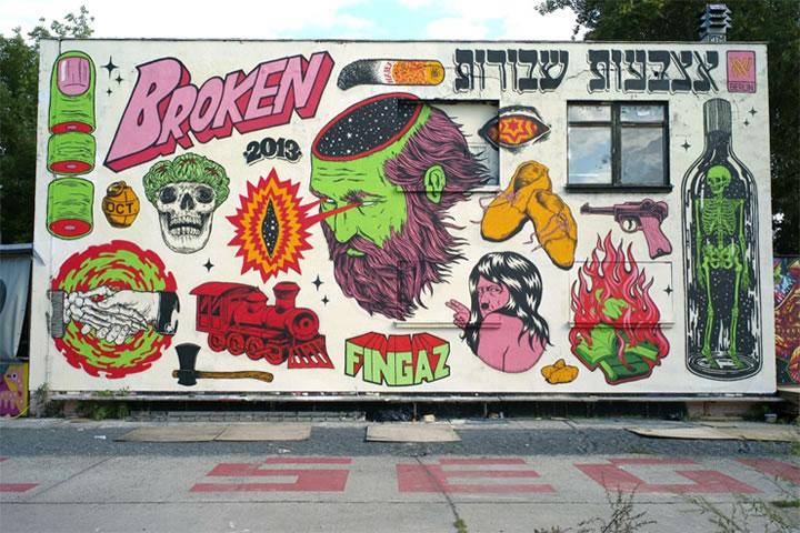 80 streetart design creatifs Vol 17 (34)