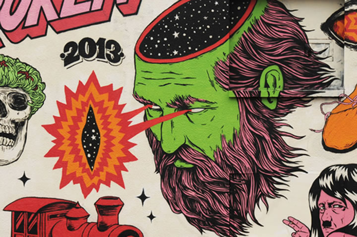 80 streetart design creatifs Vol 17 (37)