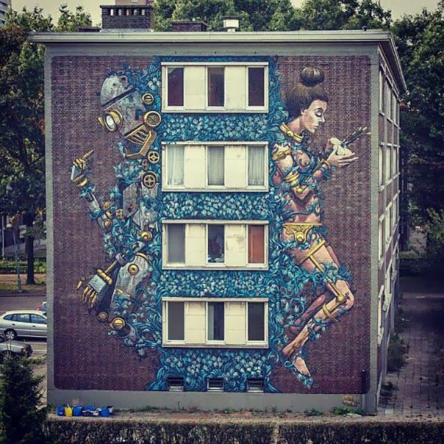 80 streetart design creatifs Vol 17 (64)