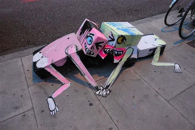 80 streetart design creatifs Vol 17 (7)