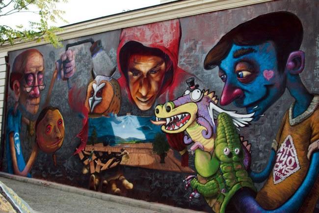 80 streetart design creatifs Vol 17 (71)